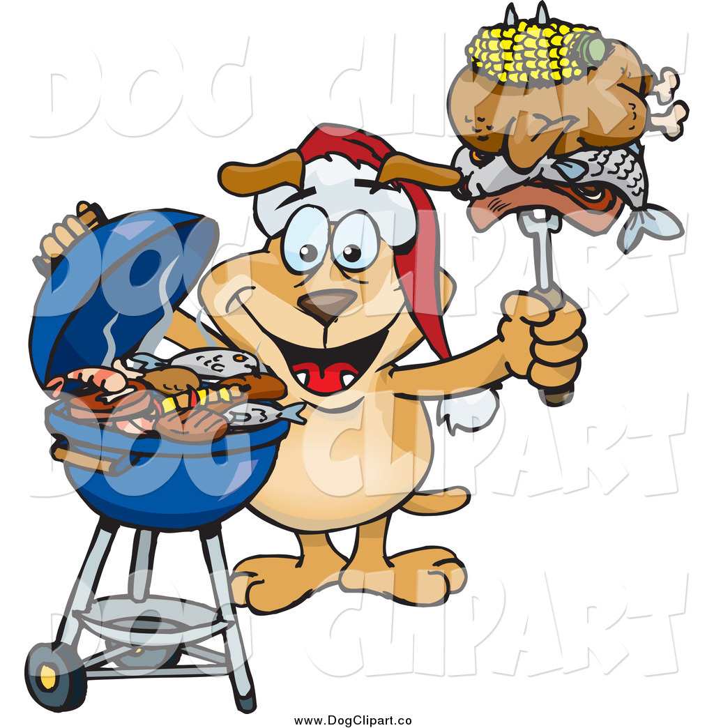 Grilling Clipart.