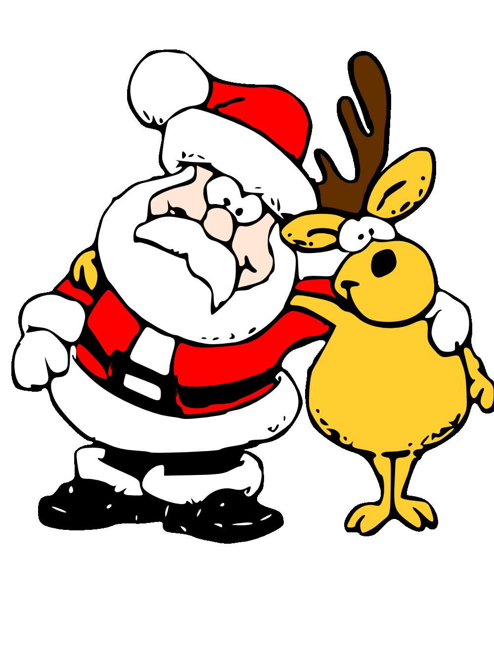 Santa Clipart Png.