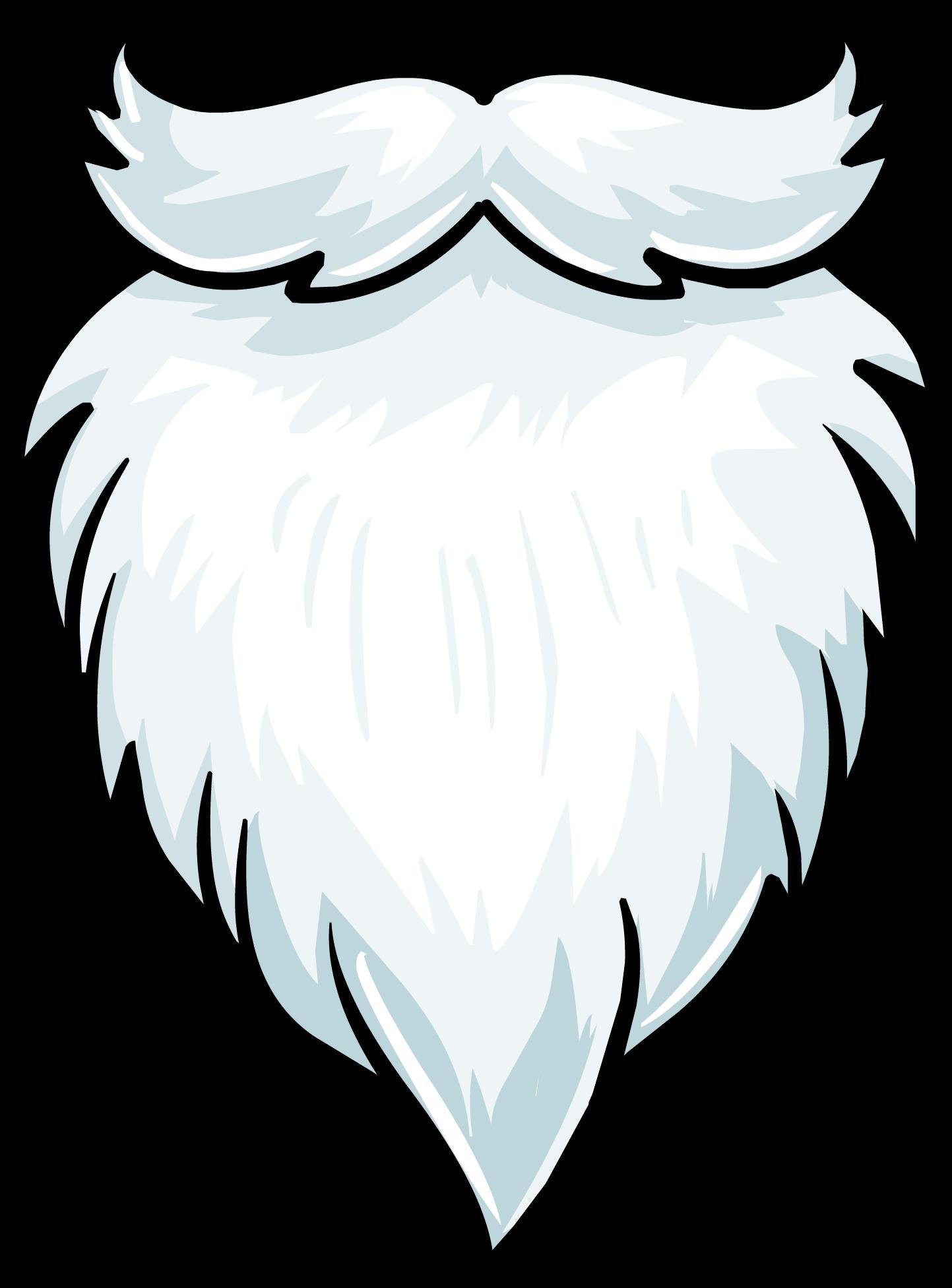 Beard Clipart Plain.