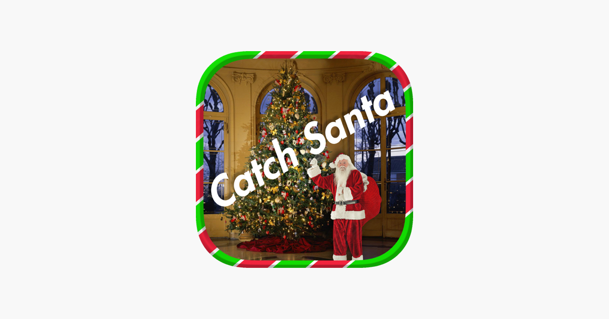 Catch Santa Claus in my house for Christmas on the App Store.
