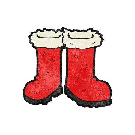 Santa boots clipart 1 » Clipart Station.