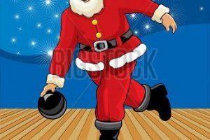 Santa bowling clipart 8 » Clipart Portal.