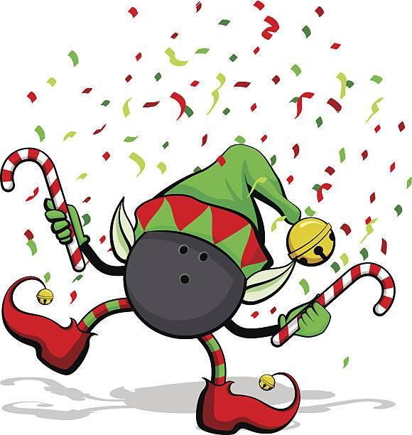 Bowling santa clipart 1 » Clipart Portal.