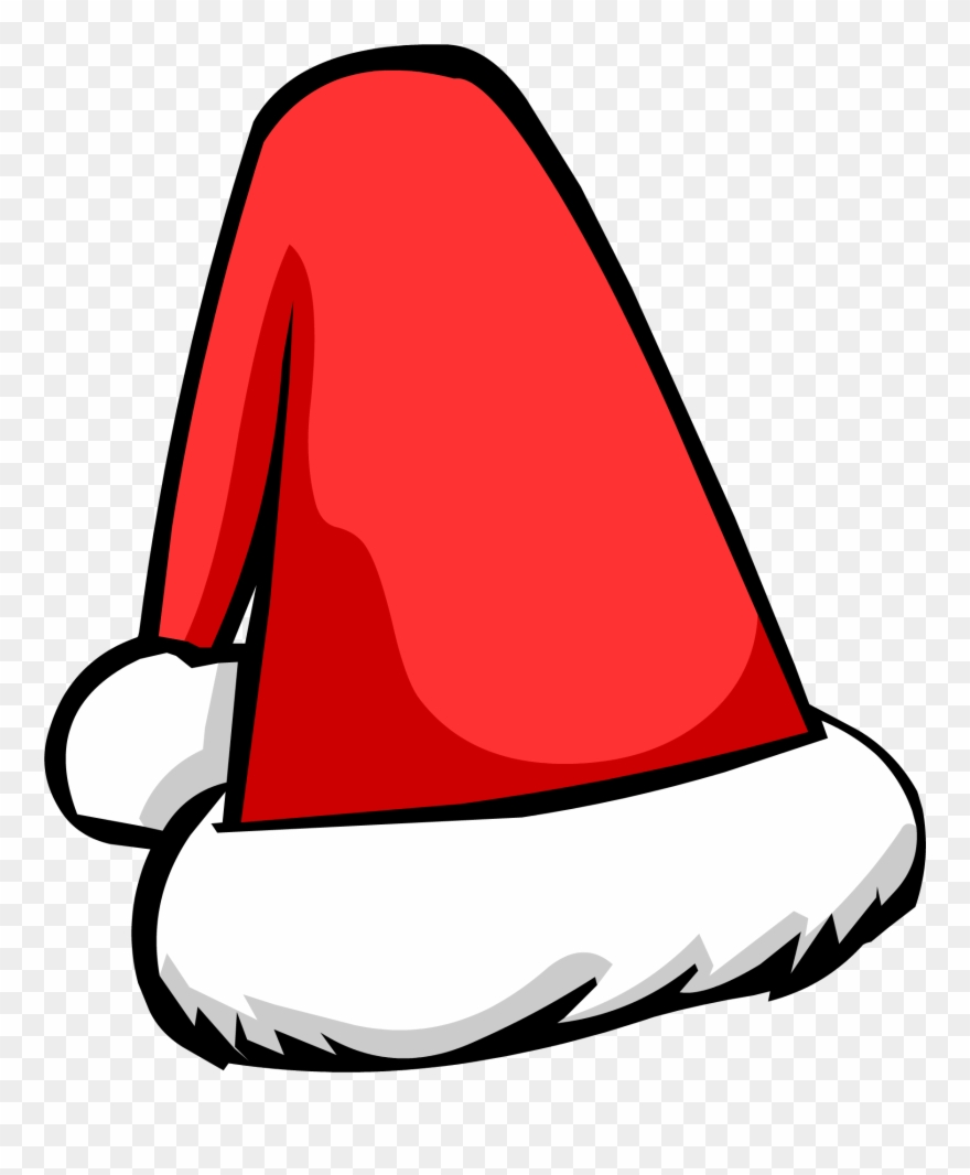 Download Vector Santa Hat Clipart.
