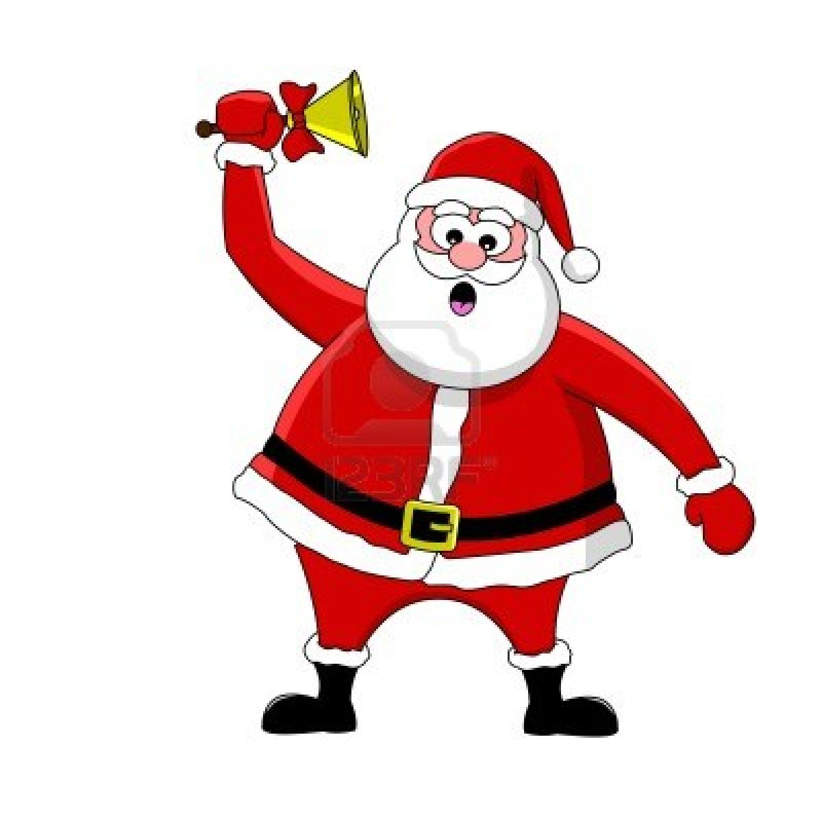 Showing post & media for Cartoon christmas santa clipart.