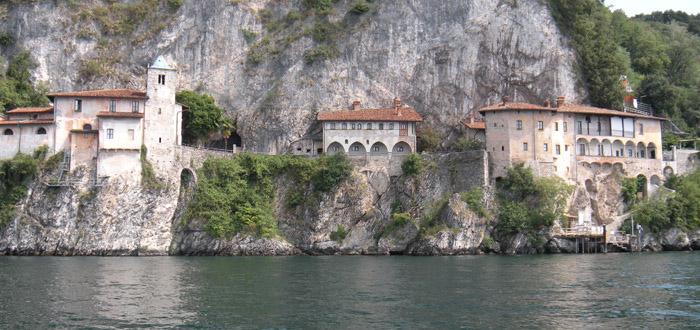 Santa Caterina del Sasso.