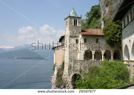 Santa Caterina Del Sasso Stock Photos, Royalty.