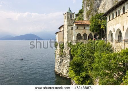 Lago Maggiore Stock Photos, Royalty.