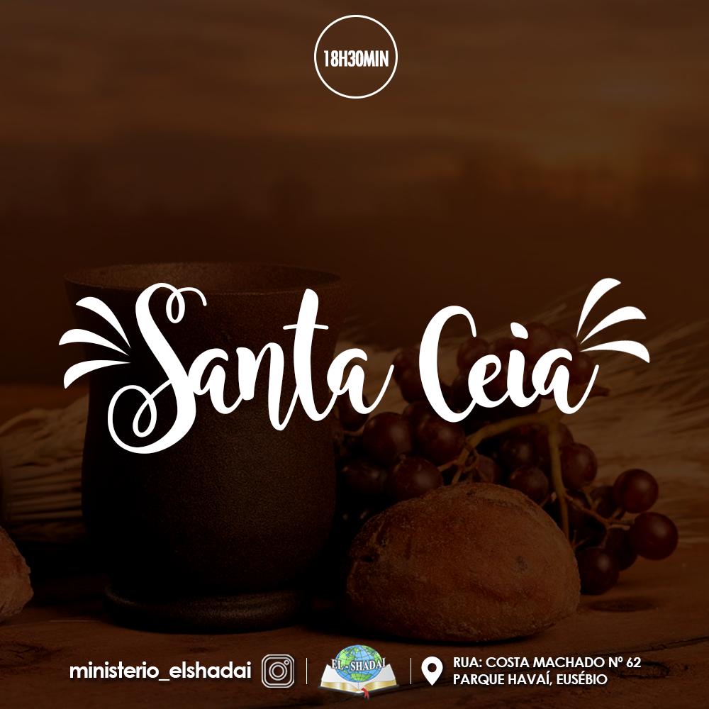 Santa Ceia.