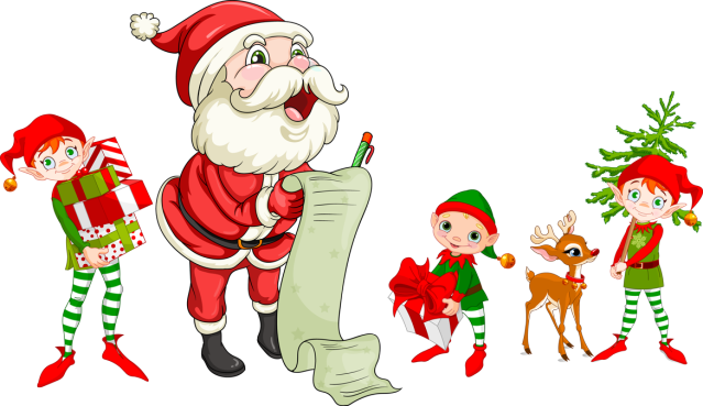 Santas list clipart clipart images gallery for free download.