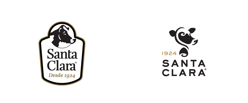 Brand New: New Logo for Santa Clara.