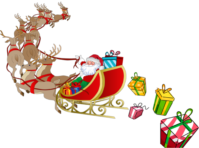 Free Santa Sled Cliparts, Download Free Clip Art, Free Clip.