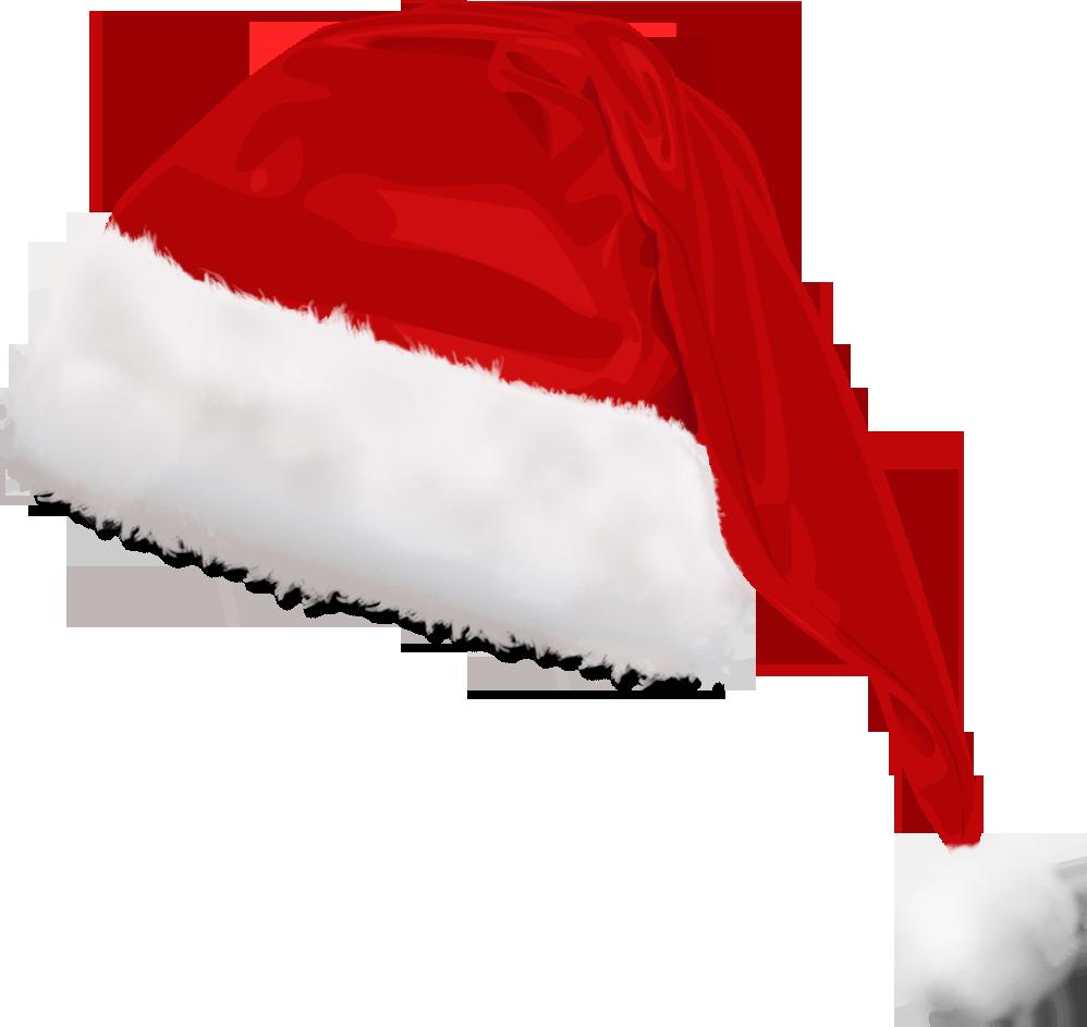 Santa Claus hat PNG images free download.