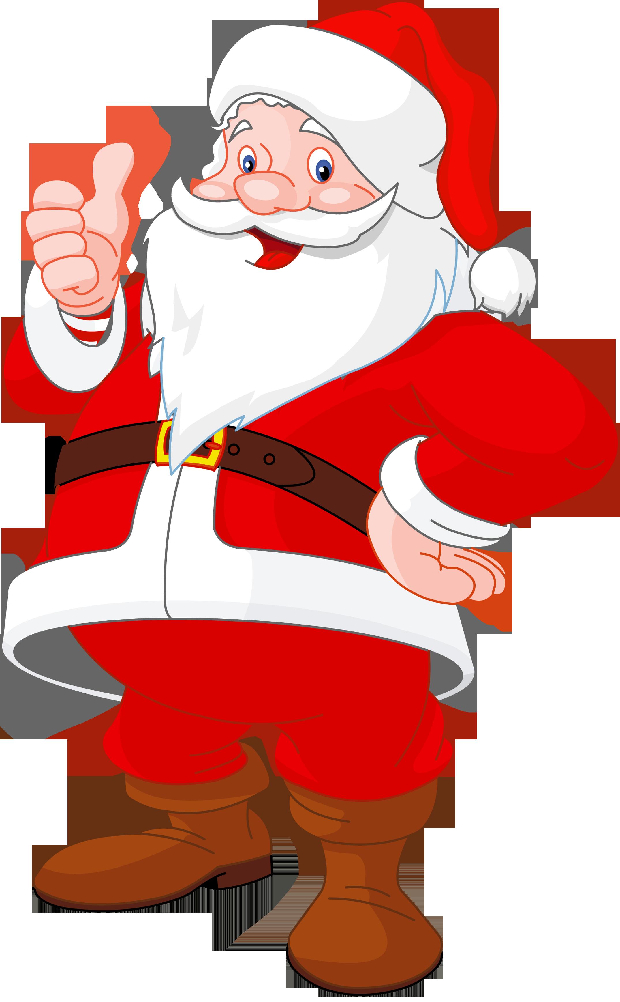 77+ Santa Claus Clip Art.