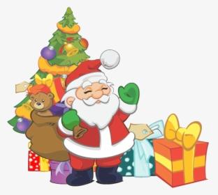 Christmas Eve Claus Clip.