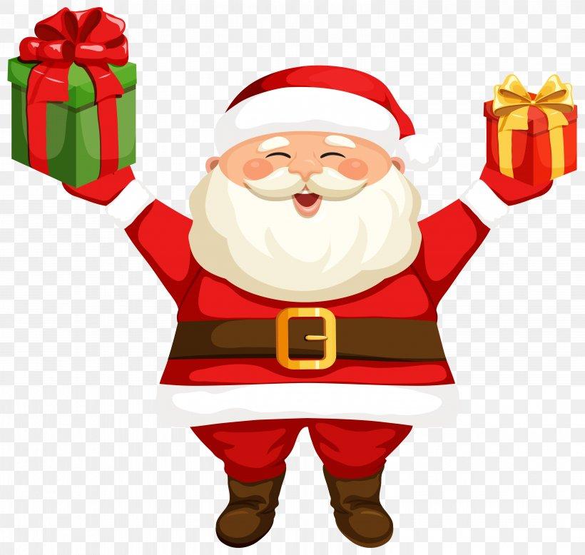 Santa Claus Rudolph Clip Art, PNG, 6184x5869px, Santa Claus.