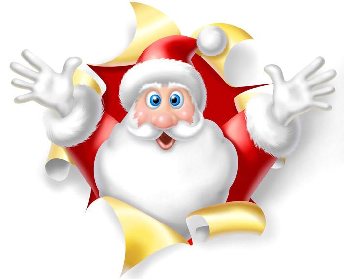 Free Santa Claus Cartoon Pictures, Download Free Clip Art.