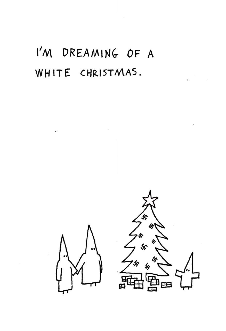 Santa claus frame clipart black and white.
