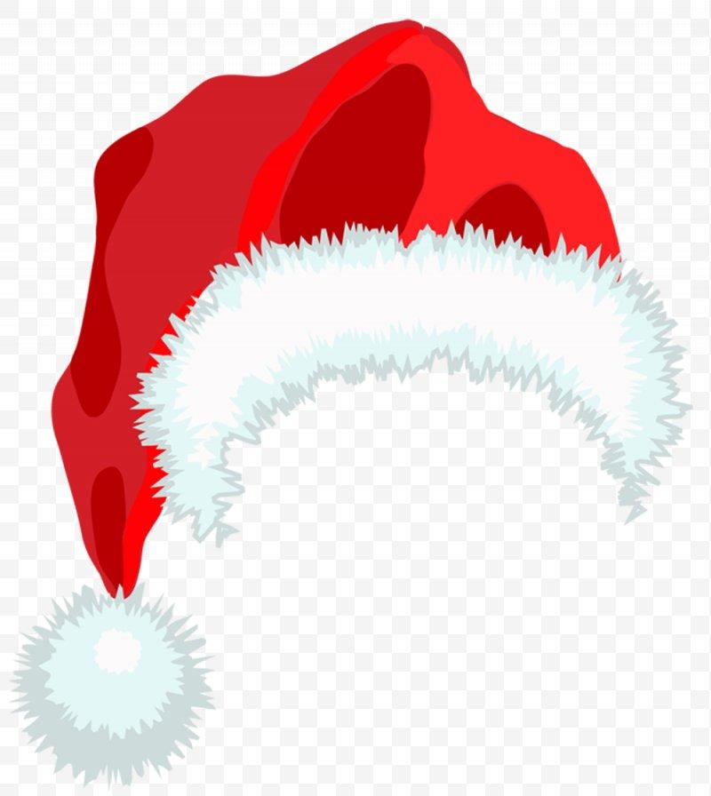 Santa Claus Hat Christmas Clip Art, PNG, 1000x1121px, Santa.