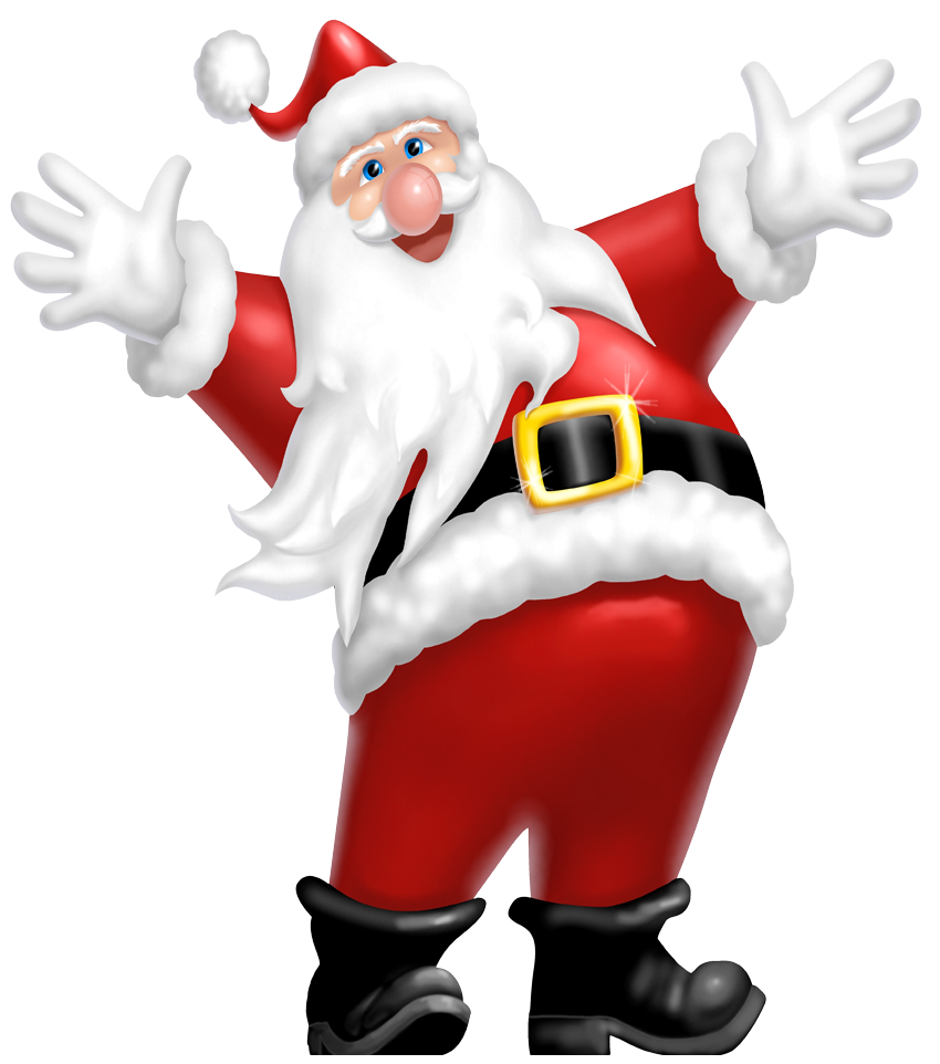 Santa Claus PNG Images Transparent Free Download.