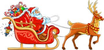 Similiar Santa Sleigh Art Keywords.