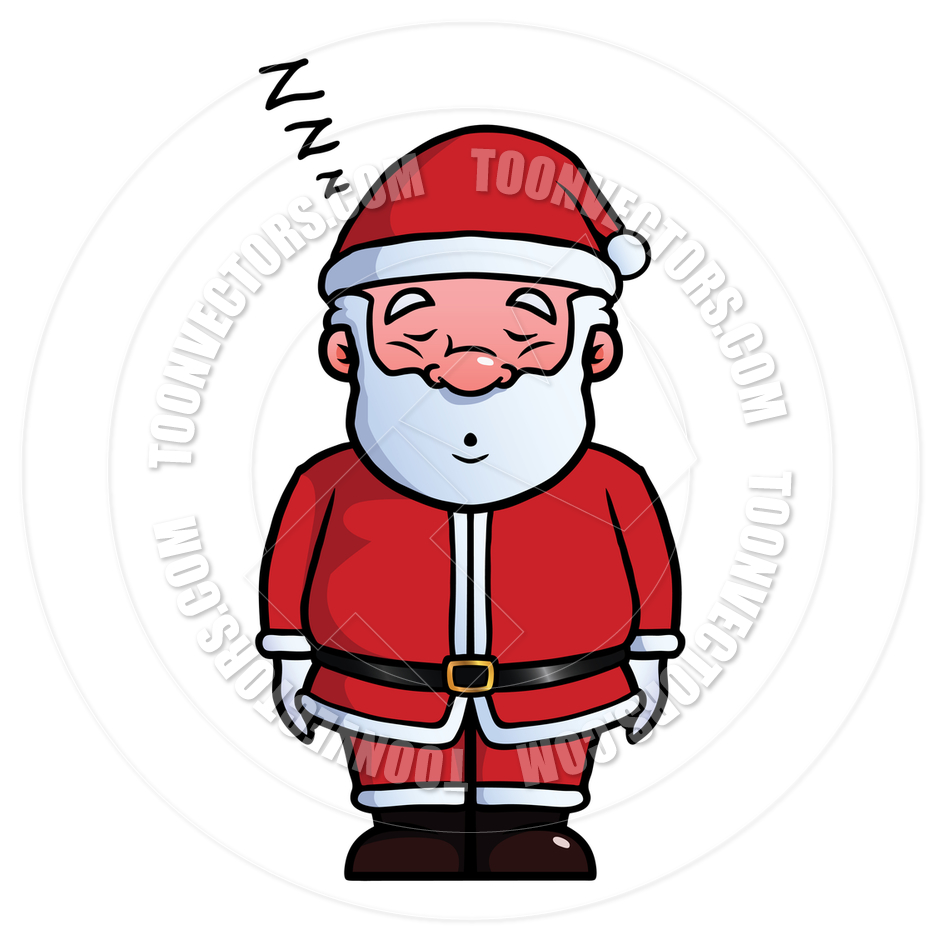 Showing post & media for Cartoon sleeping santa.