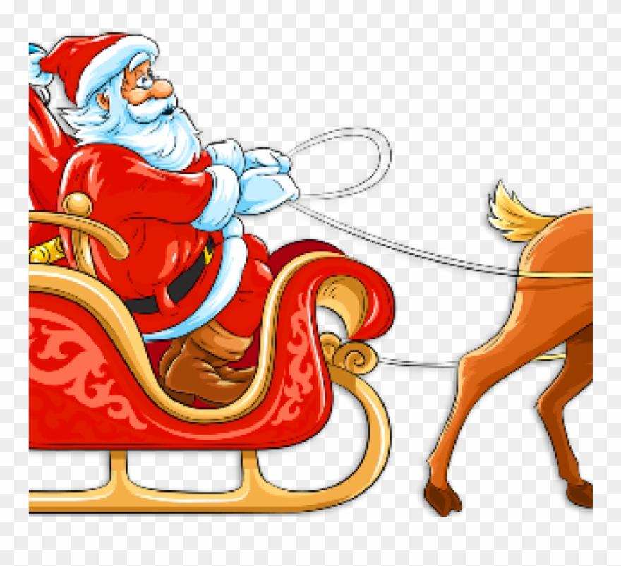 Sleigh Clipart Christmas Santas Sleigh Clipart School.