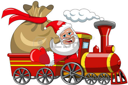 206 Wagons Christmas Stock Vector Illustration And Royalty Free.