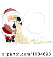 Royalty Free Stock Illustrations of Santa Claus by BNP Design.