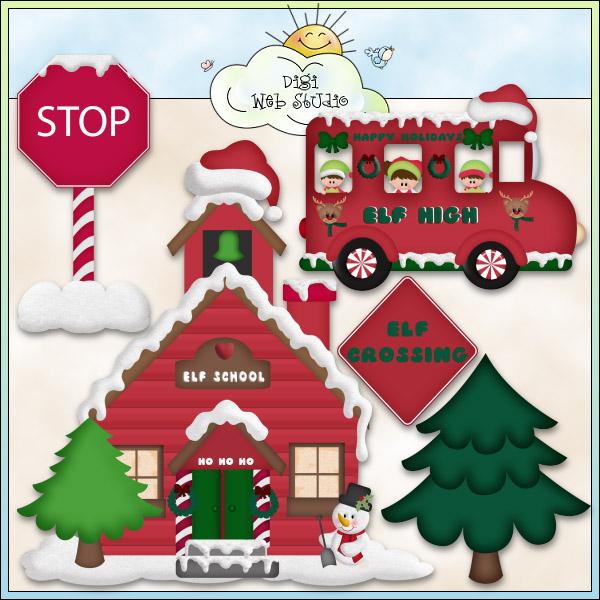 Christmas Village: Santa's Candymakers 1.