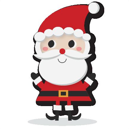 Free Cute Santa Clipart, Download Free Clip Art, Free Clip.