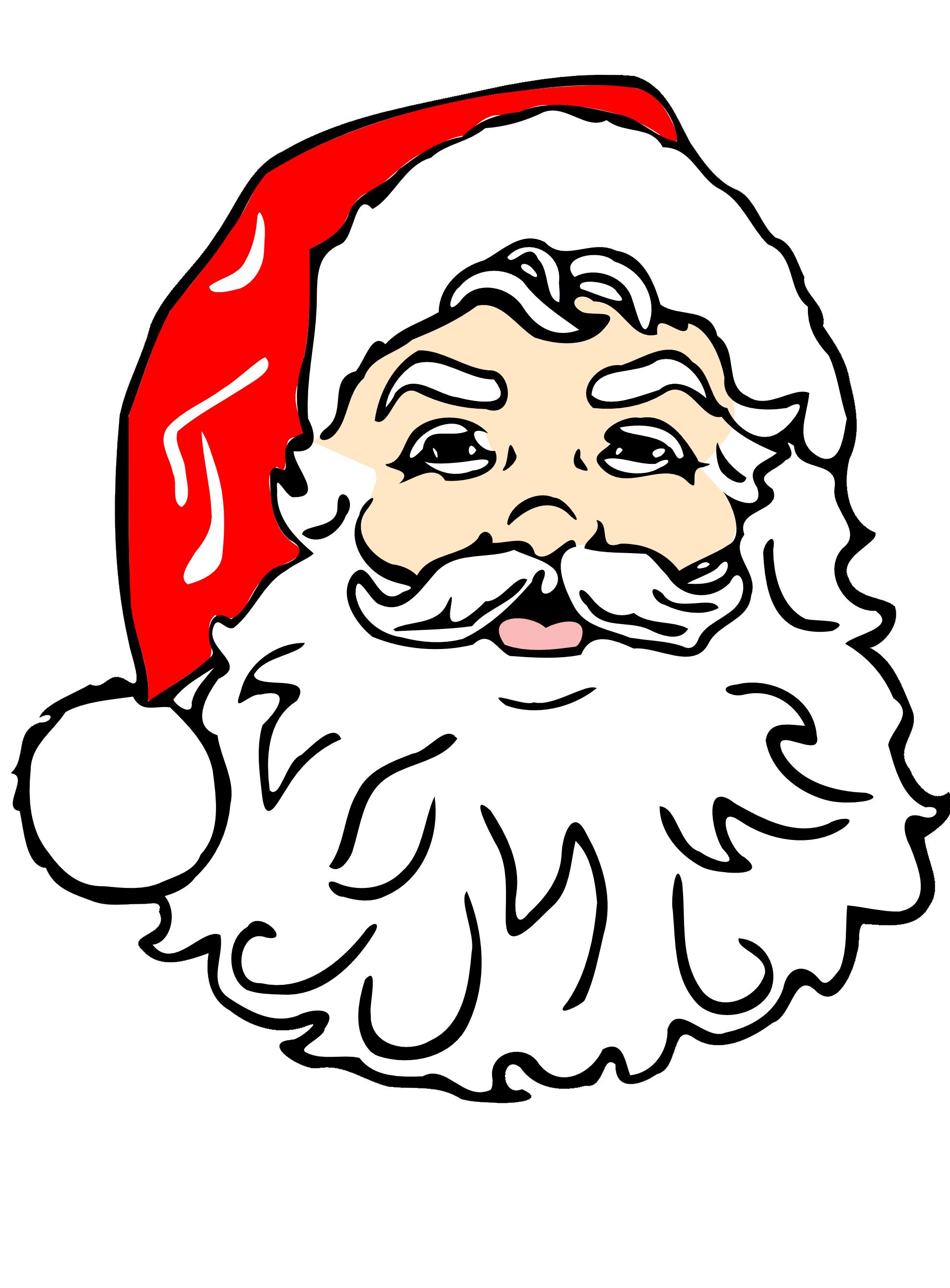 Secret Santa Reveal Clipart