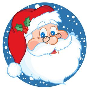 Santa Clip Art Free Printable.
