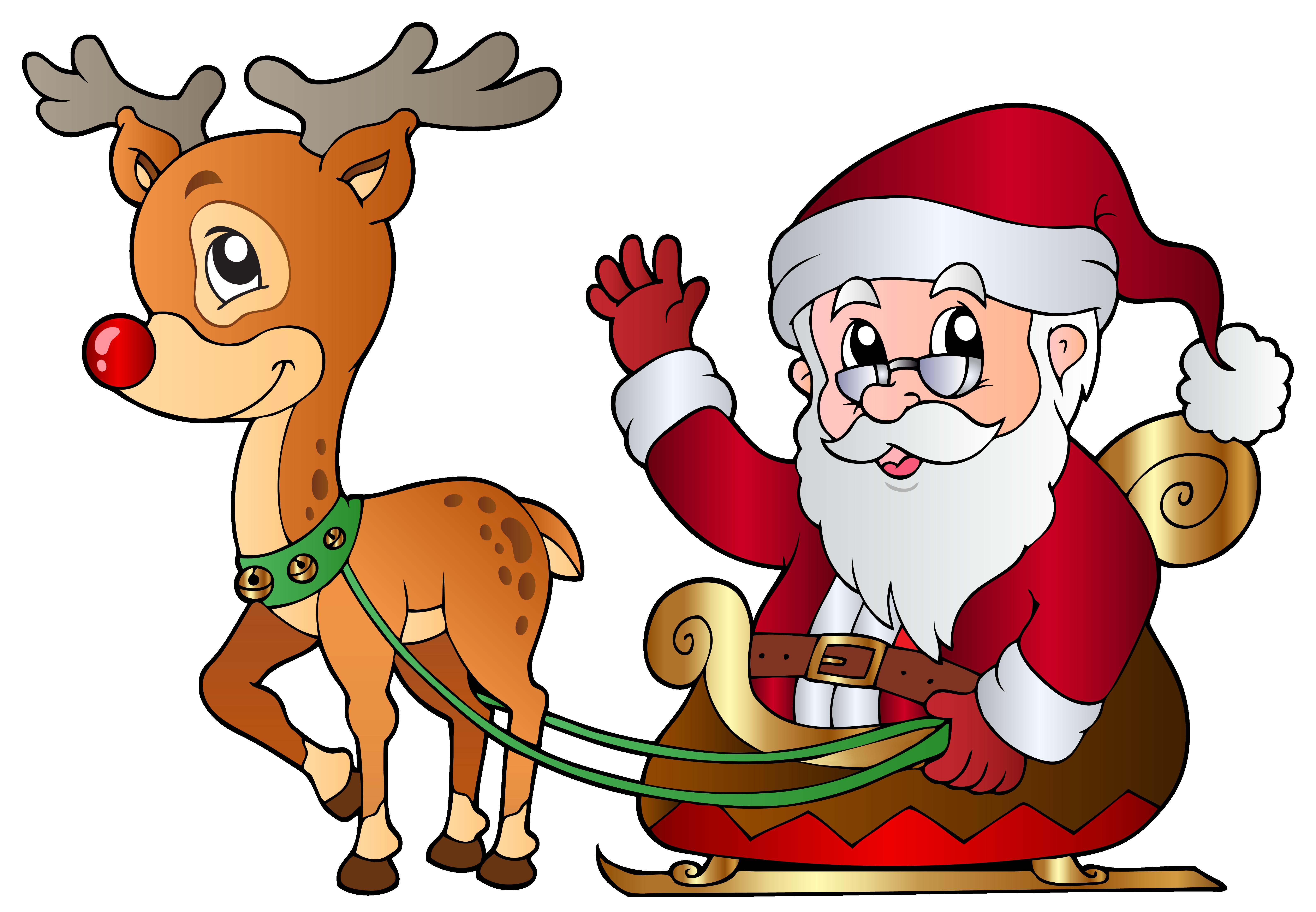 Santa Clipart Free.