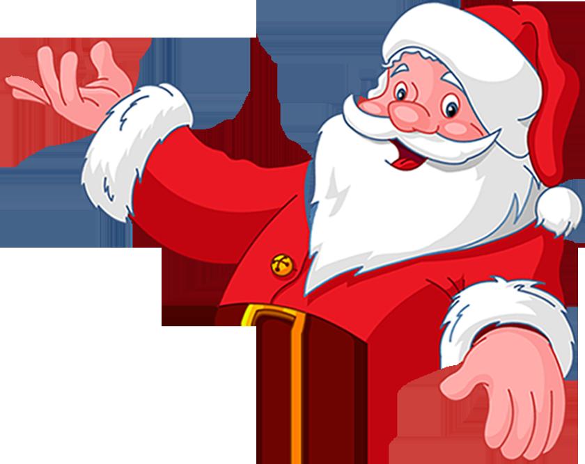 Santa Claus Christmas Clip art.