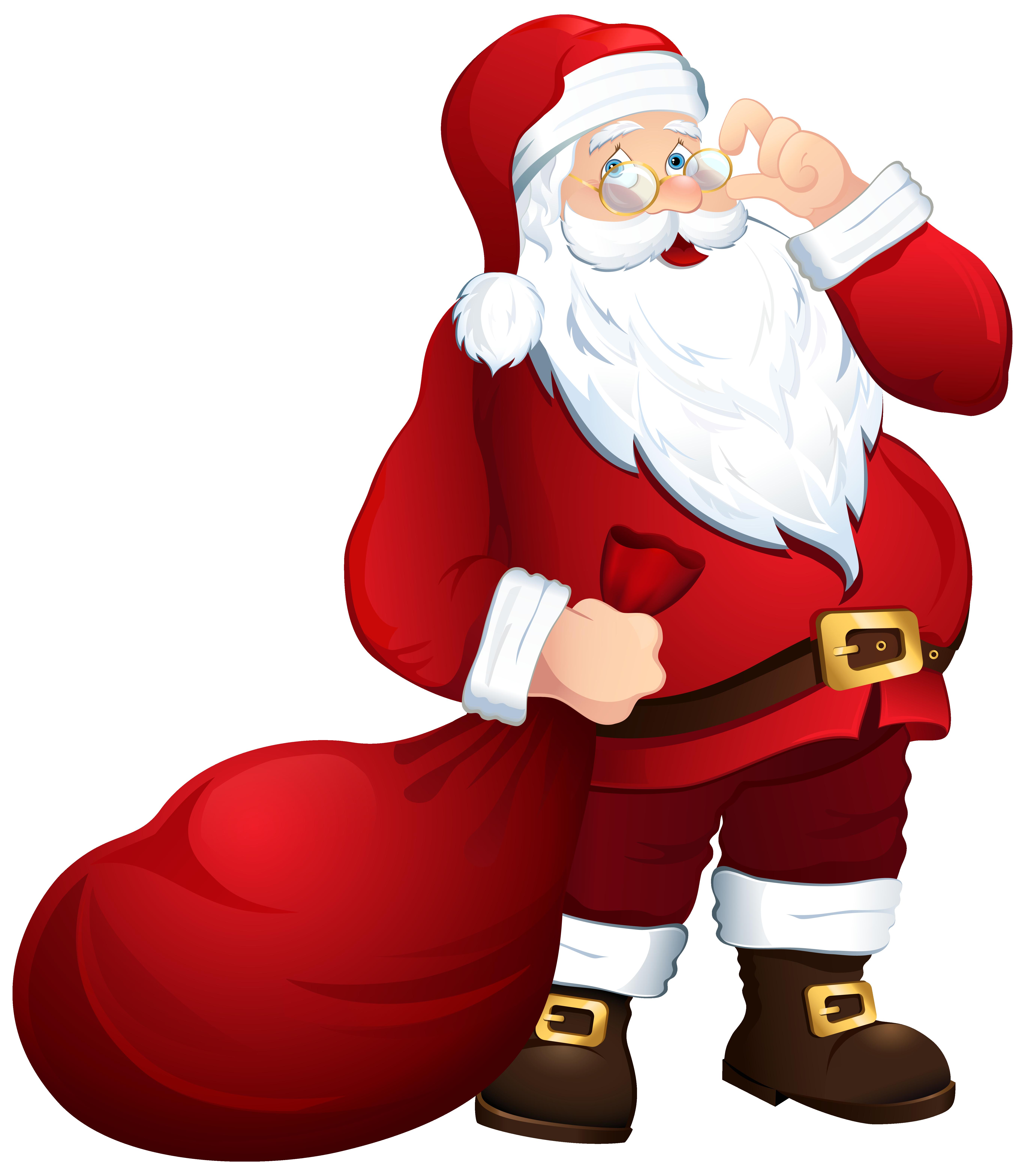 Santa Claus Computer Icons Clip art.