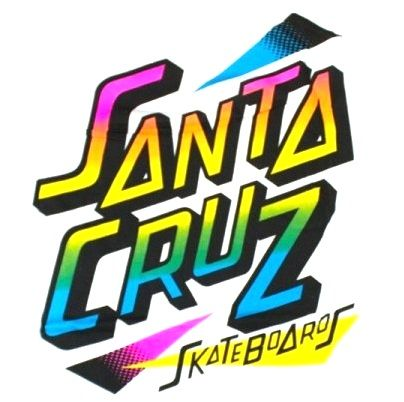 SANTA CRUZ SKATEBOARDS: Retro Summer Hits.