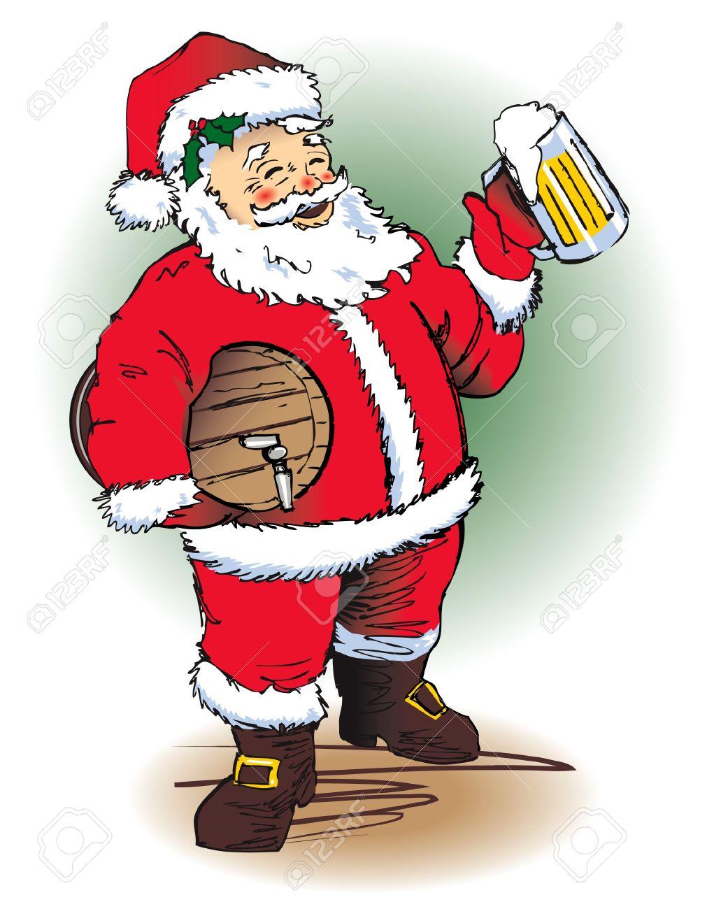 Free Santa Beer Cliparts, Download Free Clip Art, Free Clip.