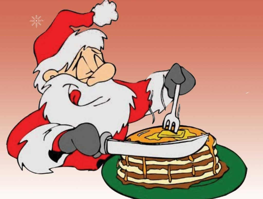 Breakfast with Santa, McDonald\'s Raton.