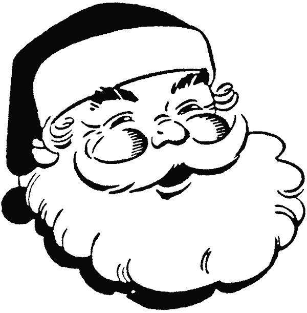 Free Santa Face Picture, Download Free Clip Art, Free Clip.