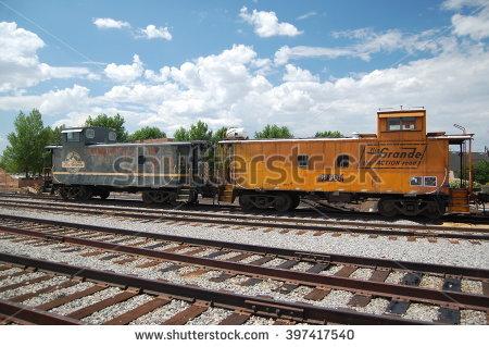 Diesel Locomotives Freight Train San Timoteo Stock Photo 22872685.