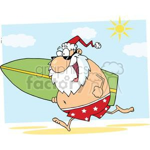 Santa fishing clipart 3 » Clipart Portal.