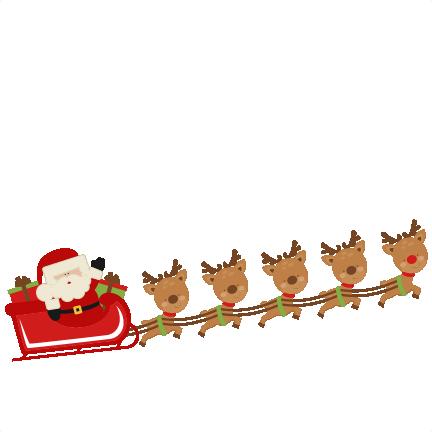 18294 Santa free clipart.