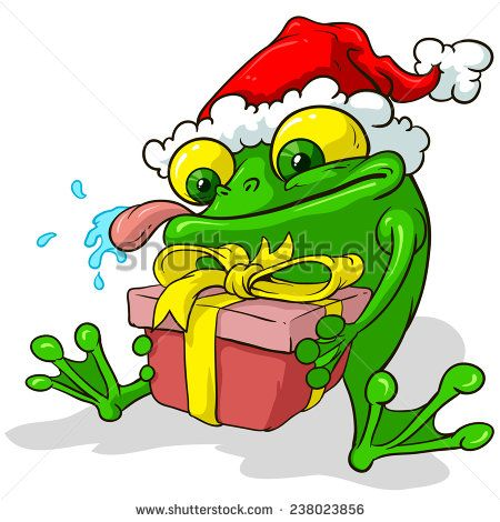196 Best FROG CHRISTMAS images in 2019.