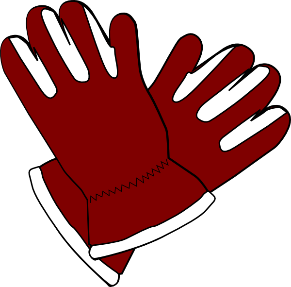 Red gloves clip art at vector clip art.