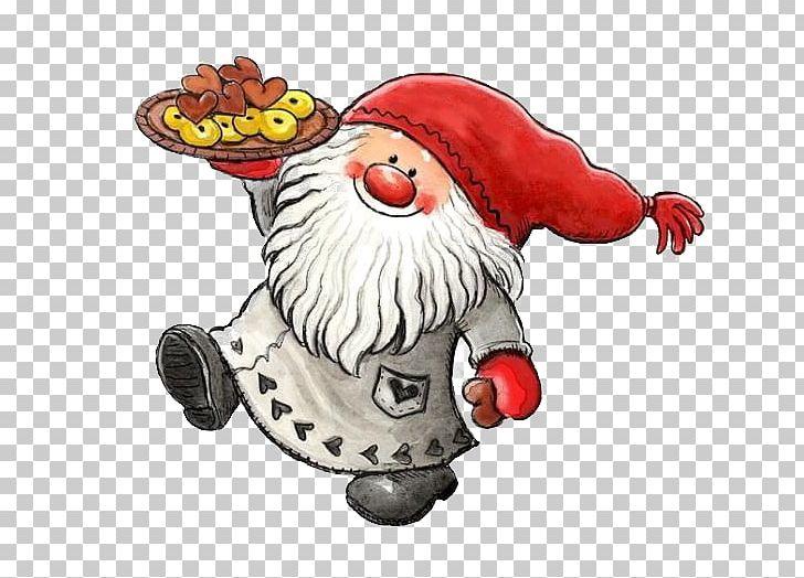 Santa Claus Nisse Gnome Christmas PNG, Clipart, 7 Dwarf.