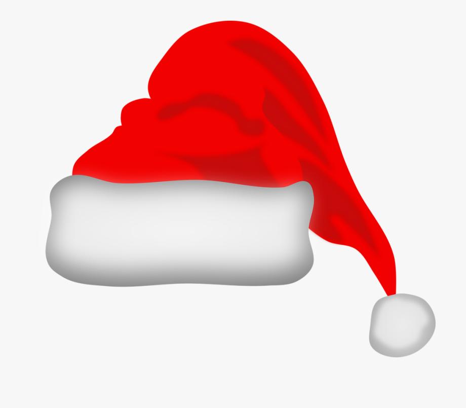 Beard Clipart Santa Hat.