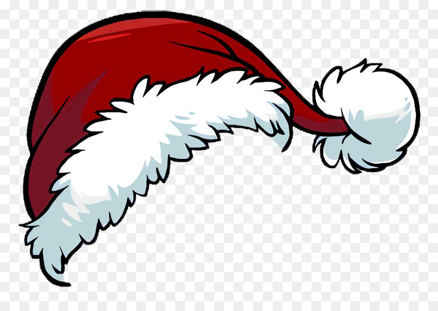 Christmas Hat Cartoon clipart.