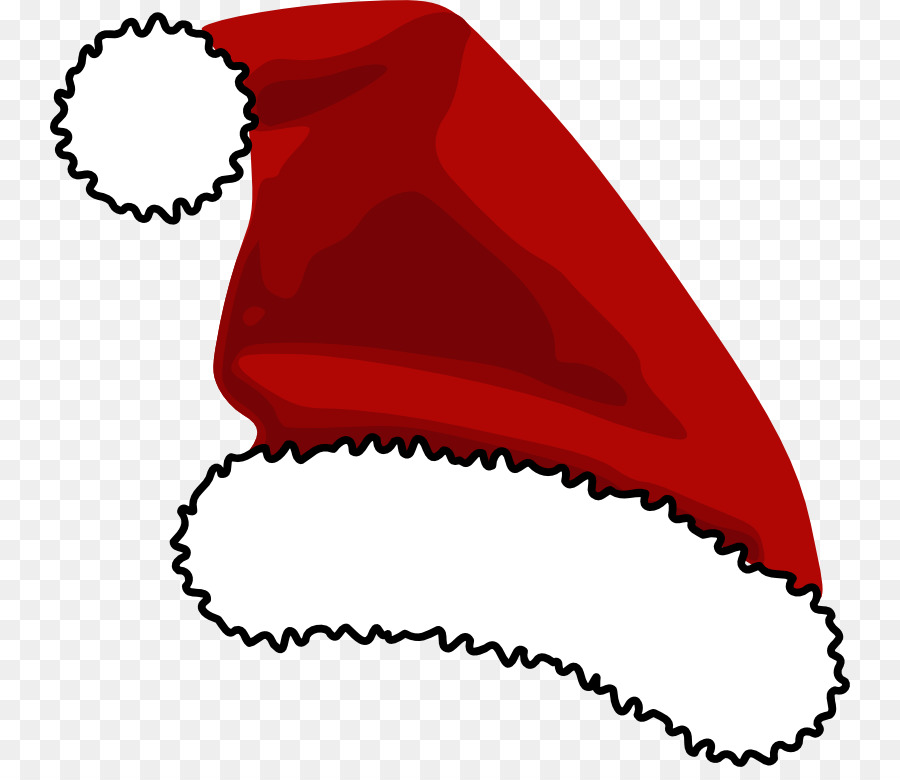 Christmas Hat Cartoon png download.