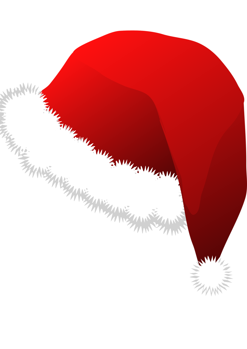 Santa Hat Transparent Png.